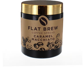New Caramel Macchiato Coffee Spread